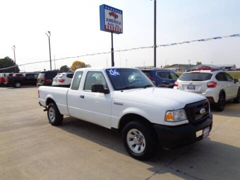 2006 Ford Ranger for sale at America Auto Inc in South Sioux City NE