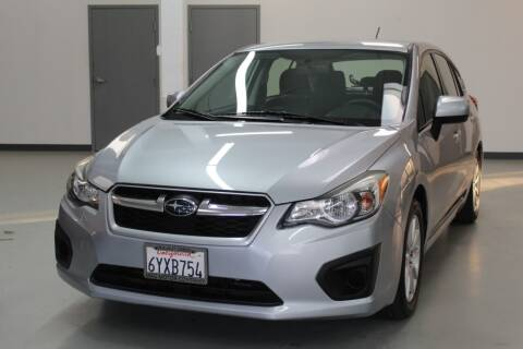 2013 Subaru Impreza for sale at Mag Motor Company in Walnut Creek CA