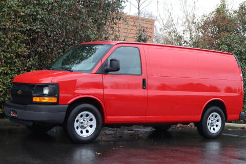 2013 Chevrolet Express Cargo for sale at Beaverton Auto Wholesale LLC in Aloha OR