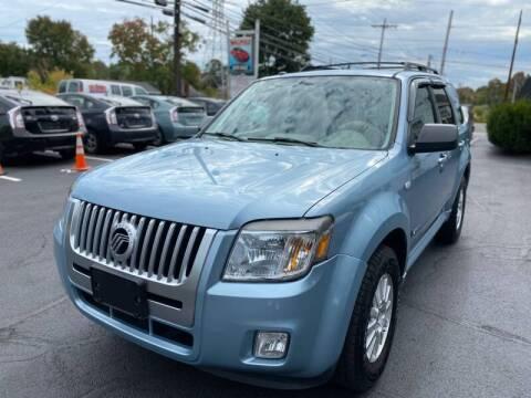 2009 Mercury Mariner Hybrid for sale at 1A Auto Sales in Walpole MA