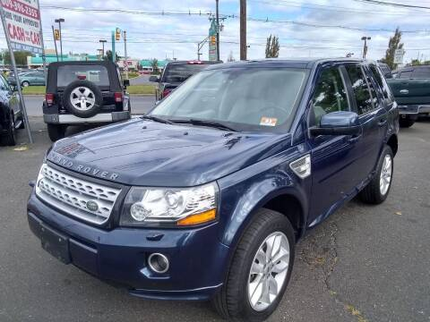 2013 Land Rover LR2 for sale at Wilson Investments LLC in Ewing NJ