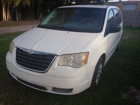 2010 Chrysler Town and Country for sale at Autos by Tom in Largo FL