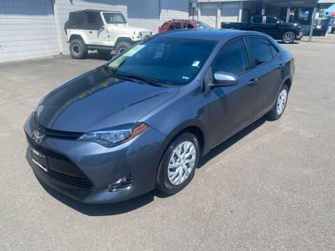 2018 Toyota Corolla for sale at Vista Auto Sales in Lakewood WA