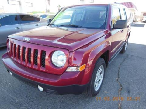 2015 Jeep Patriot for sale at Best Buy Auto Sales in Hesperia CA