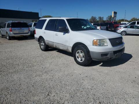 2003 Ford Expedition for sale at Frieling Auto Sales in Manhattan KS
