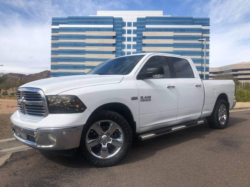 2017 RAM Ram Pickup 1500 for sale at Day & Night Truck Sales in Tempe AZ