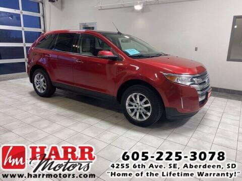 2012 Ford Edge for sale at Harr's Redfield Ford in Redfield SD