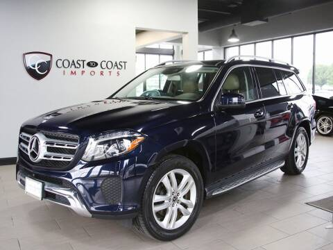 2017 Mercedes-Benz GLS for sale at Coast to Coast Imports in Fishers IN