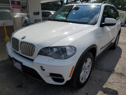2012 BMW X5 for sale at New Wheels in Glendale Heights IL