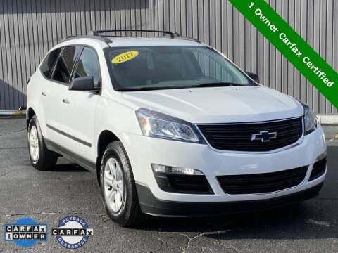 2017 Chevrolet Traverse for sale at Bankruptcy Auto Loans Now - powered by Semaj in Brighton MI