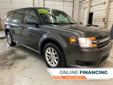 2015 Ford Flex for sale at LA Auto & RV Sales and Service in Lapeer MI