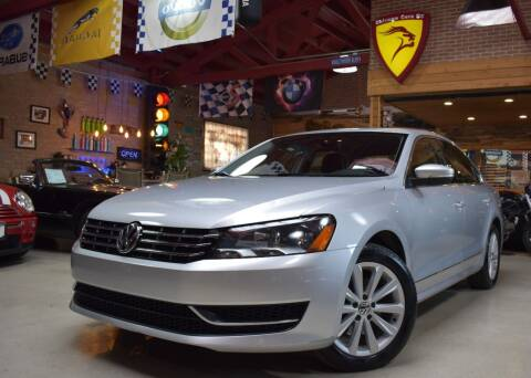 2013 Volkswagen Passat for sale at Chicago Cars US in Summit IL