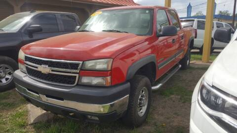 2006 Chevrolet Silverado 2500HD for sale at A & A IMPORTS OF TN in Madison TN