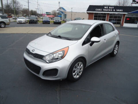 2013 Kia Rio 5-Door for sale at Tom Cater Auto Sales in Toledo OH