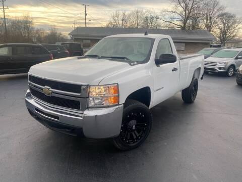 2009 Chevrolet Silverado 2500HD for sale at CarSmart Auto Group in Orleans IN