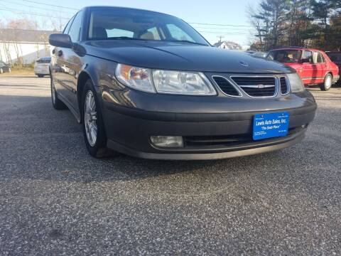 2005 Saab 9-5 for sale at Lewis Auto Sales in Lisbon ME