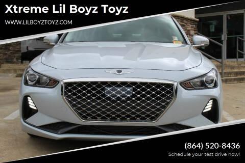 2019 Genesis G70 for sale at Xtreme Lil Boyz Toyz in Greenville SC