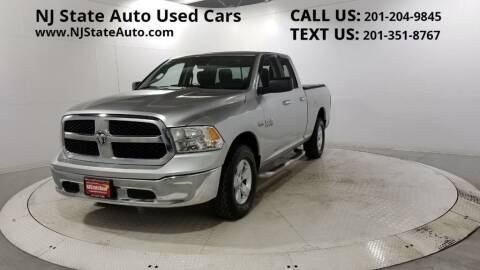 2014 RAM Ram Pickup 1500 for sale at NJ State Auto Auction in Jersey City NJ