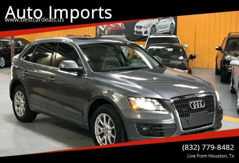 2012 Audi Q5 for sale at Auto Imports in Houston TX