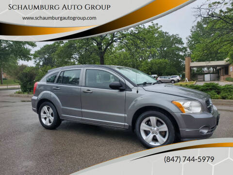 2012 Dodge Caliber for sale at Schaumburg Auto Group in Schaumburg IL