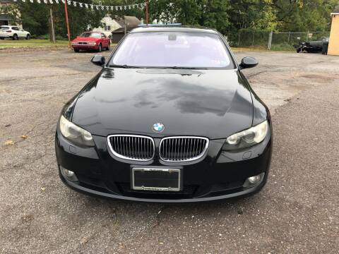 2008 BMW 3 Series for sale at Barry's Auto Sales in Pottstown PA