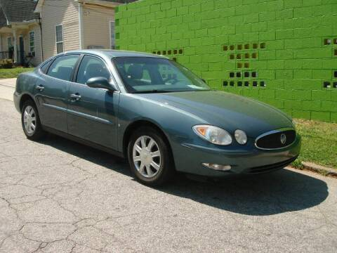 2007 Buick LaCrosse for sale at On The Road Again Auto Sales in Doraville GA