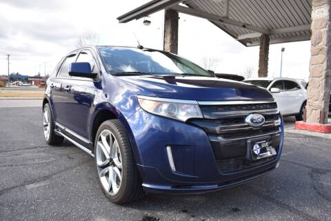 2011 Ford Edge for sale at Atlas Auto in Grand Forks ND