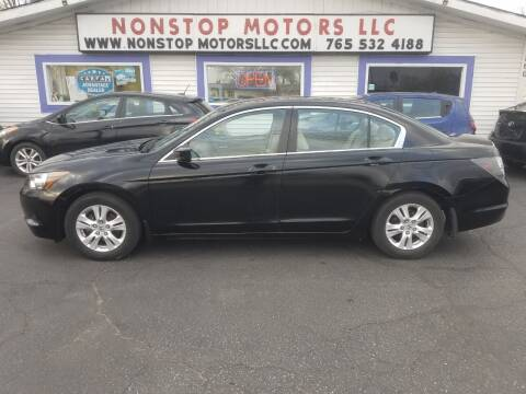 2010 Honda Accord for sale at Nonstop Motors in Indianapolis IN