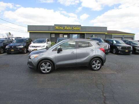 2013 Buick Encore for sale at MIRA AUTO SALES in Cincinnati OH