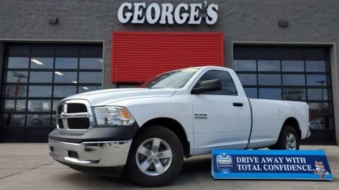 2017 RAM Ram Pickup 1500 for sale at George's Used Cars - Pennsylvania & Allen in Brownstown MI