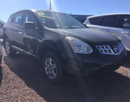 2013 Nissan Rogue for sale at SPEND-LESS AUTO in Kingman AZ