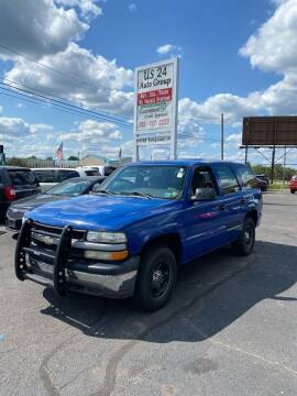 2006 Chevrolet Tahoe for sale at US 24 Auto Group in Redford MI