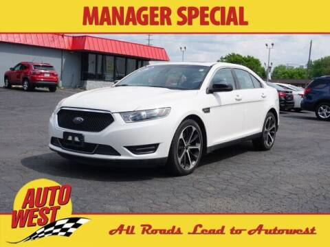 2016 Ford Taurus for sale at Autowest of GR in Grand Rapids MI