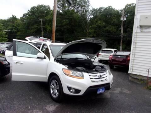 2011 Hyundai Santa Fe for sale at Balic Autos Inc in Lanham MD