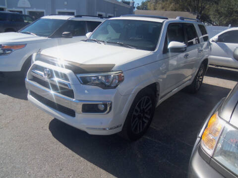 2014 Toyota 4Runner for sale at ORANGE PARK AUTO in Jacksonville FL