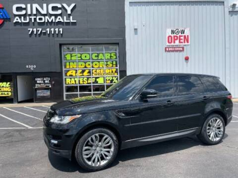 2014 Land Rover Range Rover Sport for sale at Dixie Motors in Fairfield OH
