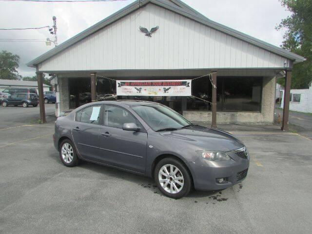2007 Mazda MAZDA3 for sale at Eagle Auto Center in Seneca Falls NY