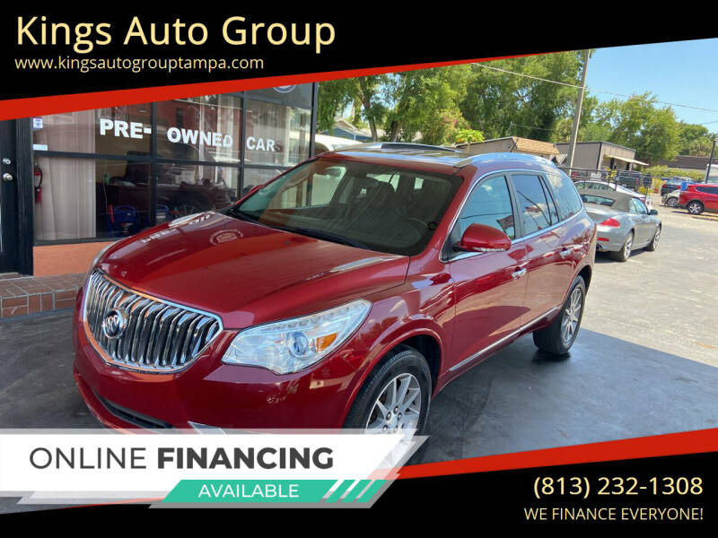 2013 Buick Enclave for sale at Kings Auto Group in Tampa FL