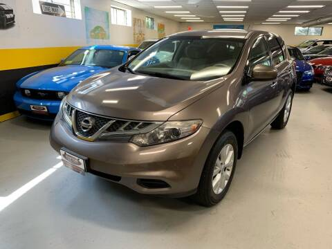 2011 Nissan Murano for sale at Newton Automotive and Sales in Newton MA