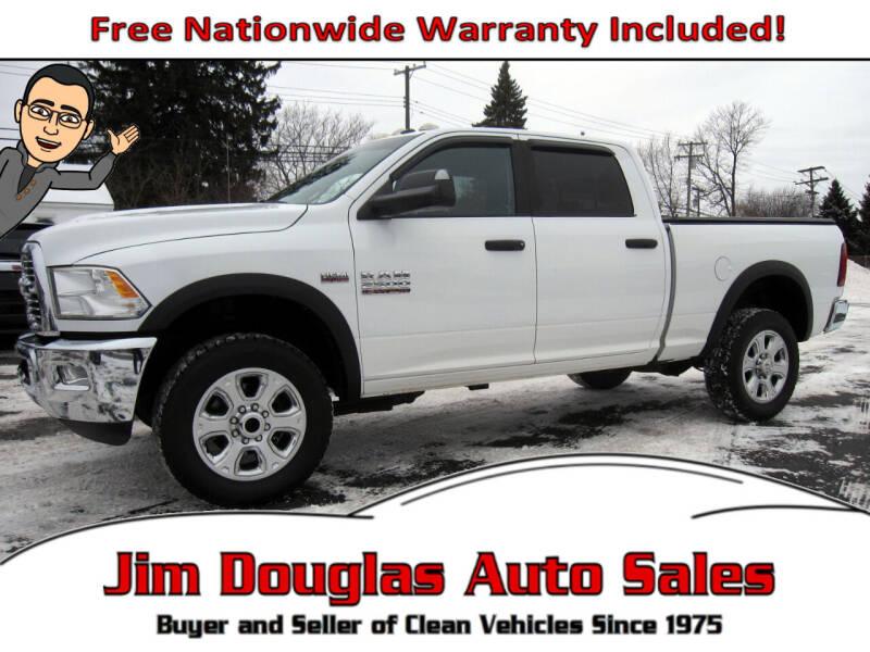 2014 RAM Ram Pickup 2500 for sale at Jim Douglas Auto Sales in Pontiac MI
