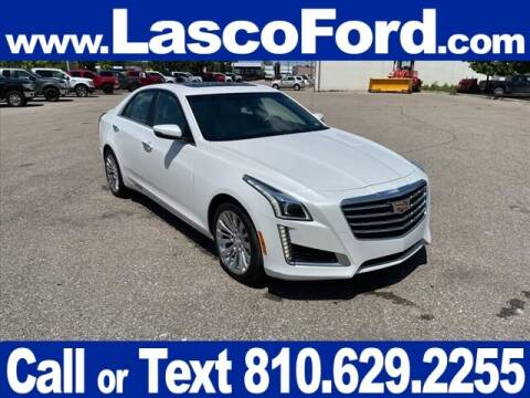 2017 Cadillac CTS for sale at Lasco of Grand Blanc in Grand Blanc MI