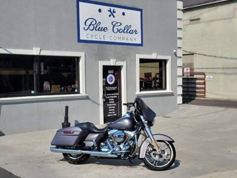 2016 Harley-Davidson Street Glide Special for sale at Blue Collar Cycle Company in Salisbury NC