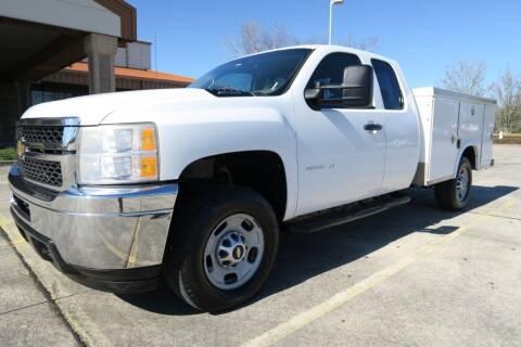 2011 Chevrolet Silverado 2500HD for sale at Louisiana Truck Source, LLC in Houma LA