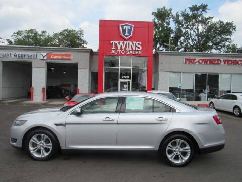 2018 Ford Taurus for sale at Twins Auto Sales Inc in Detroit MI