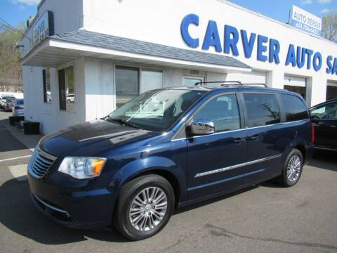 2014 Chrysler Town and Country for sale at Carver Auto Sales in Saint Paul MN