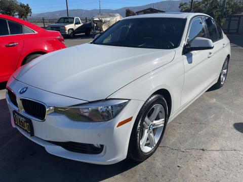 2015 BMW 3 Series for sale at Soledad Auto Sales in Soledad CA