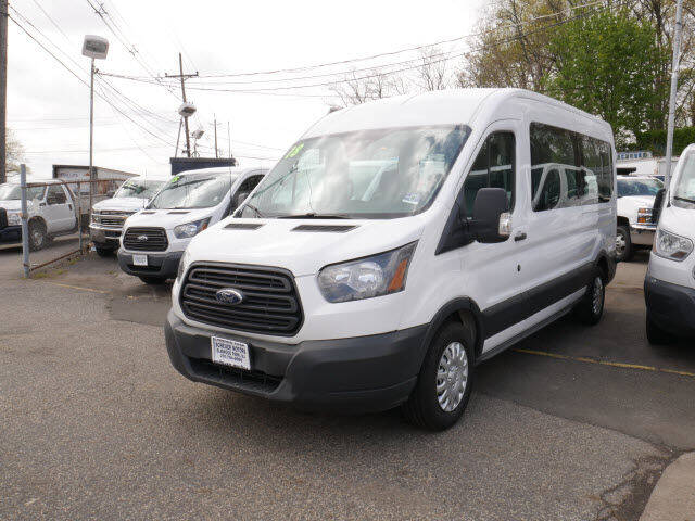 2018 Ford Transit Passenger for sale at Scheuer Motor Sales INC in Elmwood Park NJ