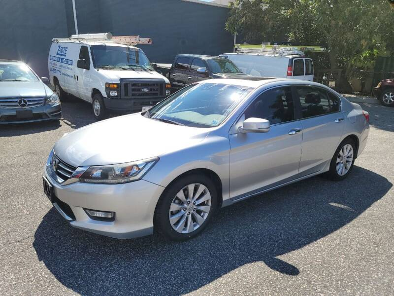 2014 Honda Accord for sale at 1020 Route 109 Auto Sales in Lindenhurst NY