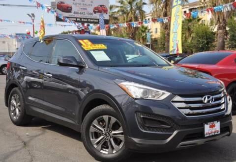 2015 Hyundai Santa Fe Sport for sale at AMC Auto Sales, Inc in San Jose CA