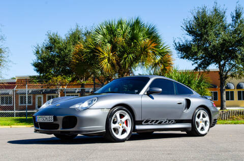 2003 Porsche 911 for sale at Exquisite Auto in Sarasota FL